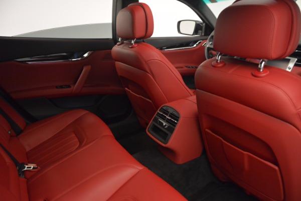 Used 2015 Maserati Quattroporte S Q4 for sale Sold at Aston Martin of Greenwich in Greenwich CT 06830 25