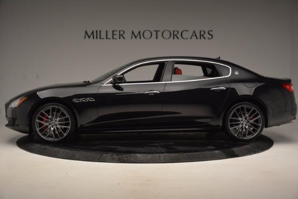 Used 2015 Maserati Quattroporte S Q4 for sale Sold at Aston Martin of Greenwich in Greenwich CT 06830 3