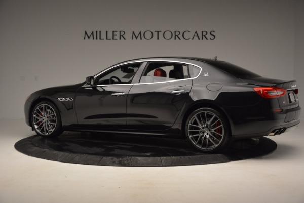 Used 2015 Maserati Quattroporte S Q4 for sale Sold at Aston Martin of Greenwich in Greenwich CT 06830 4