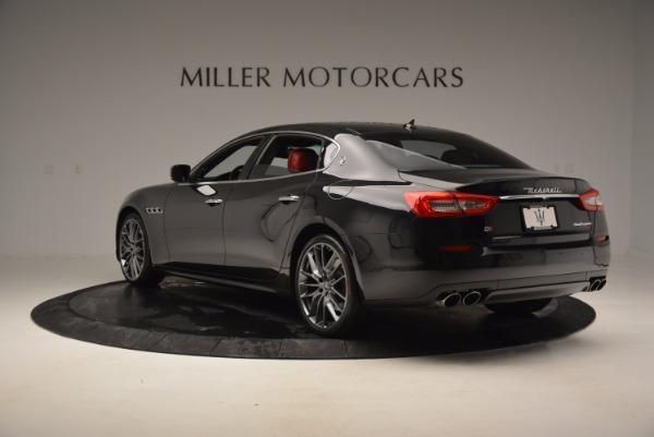 Used 2015 Maserati Quattroporte S Q4 for sale Sold at Aston Martin of Greenwich in Greenwich CT 06830 5