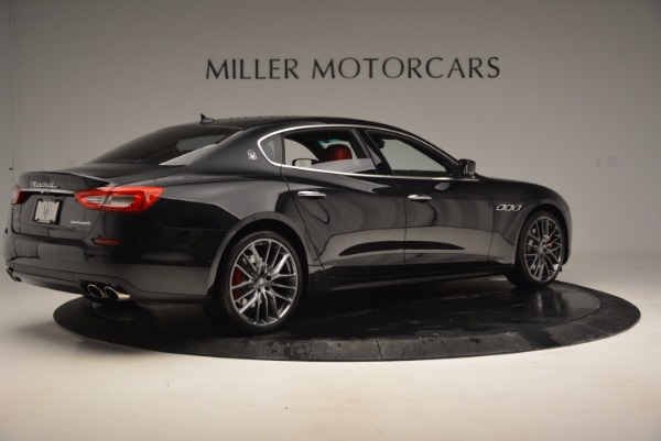 Used 2015 Maserati Quattroporte S Q4 for sale Sold at Aston Martin of Greenwich in Greenwich CT 06830 8