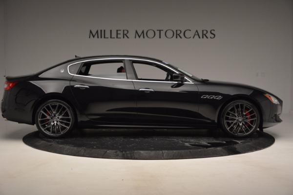 Used 2015 Maserati Quattroporte S Q4 for sale Sold at Aston Martin of Greenwich in Greenwich CT 06830 9