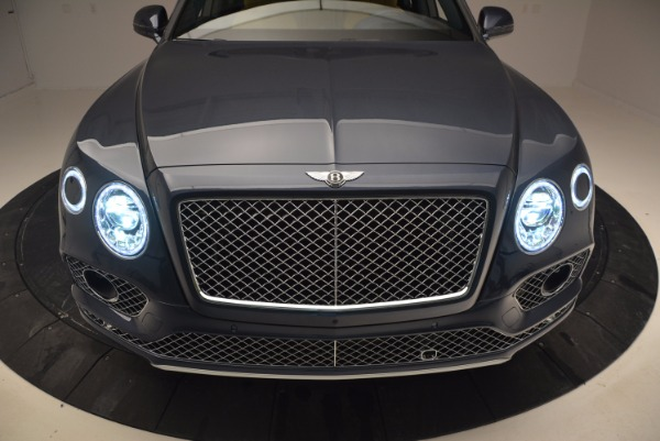 New 2017 Bentley Bentayga for sale Sold at Aston Martin of Greenwich in Greenwich CT 06830 16