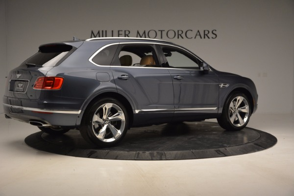 New 2017 Bentley Bentayga for sale Sold at Aston Martin of Greenwich in Greenwich CT 06830 8