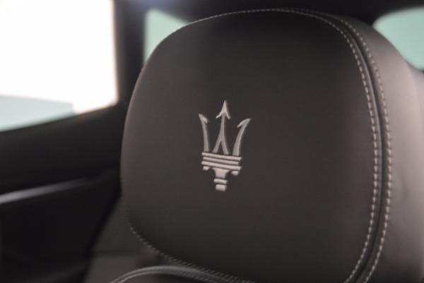 New 2017 Maserati Levante S Q4 for sale Sold at Aston Martin of Greenwich in Greenwich CT 06830 16