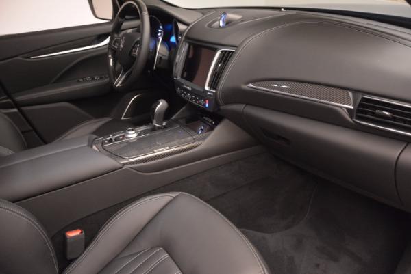 New 2017 Maserati Levante S Q4 for sale Sold at Aston Martin of Greenwich in Greenwich CT 06830 20