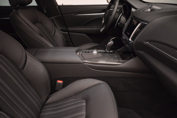 New 2017 Maserati Levante S Q4 for sale Sold at Aston Martin of Greenwich in Greenwich CT 06830 21