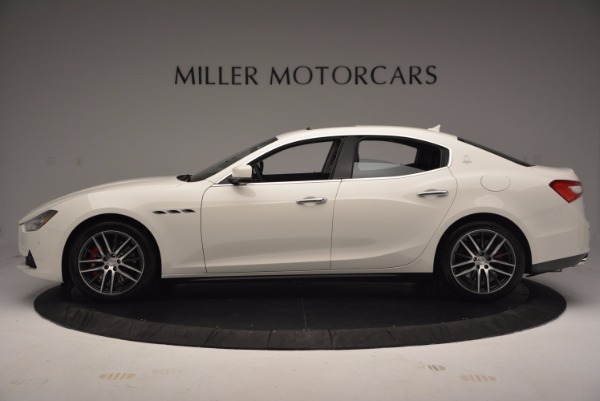 Used 2017 Maserati Ghibli S Q4 for sale Sold at Aston Martin of Greenwich in Greenwich CT 06830 4