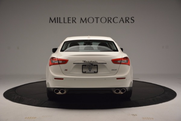 Used 2017 Maserati Ghibli S Q4 for sale Sold at Aston Martin of Greenwich in Greenwich CT 06830 7
