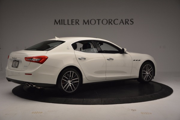 Used 2017 Maserati Ghibli S Q4 for sale Sold at Aston Martin of Greenwich in Greenwich CT 06830 9