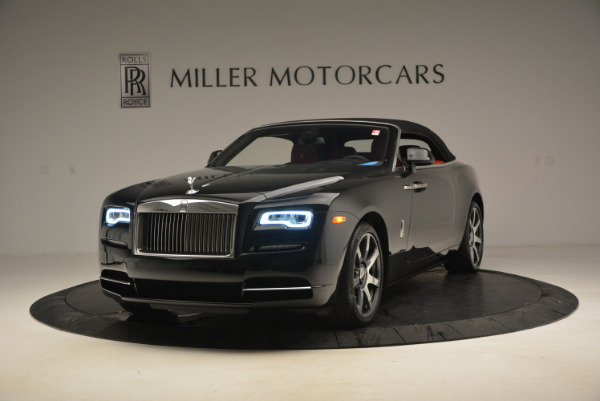 New 2017 Rolls-Royce Dawn for sale Sold at Aston Martin of Greenwich in Greenwich CT 06830 21