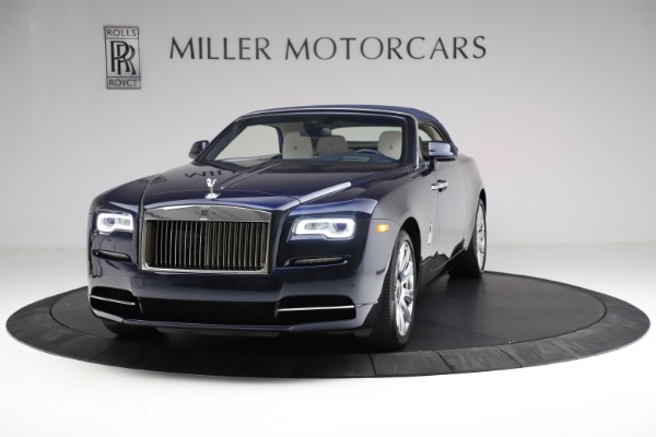 Used 2017 Rolls-Royce Dawn for sale Call for price at Aston Martin of Greenwich in Greenwich CT 06830 14