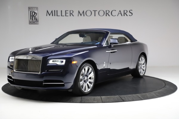 Used 2017 Rolls-Royce Dawn for sale Call for price at Aston Martin of Greenwich in Greenwich CT 06830 15