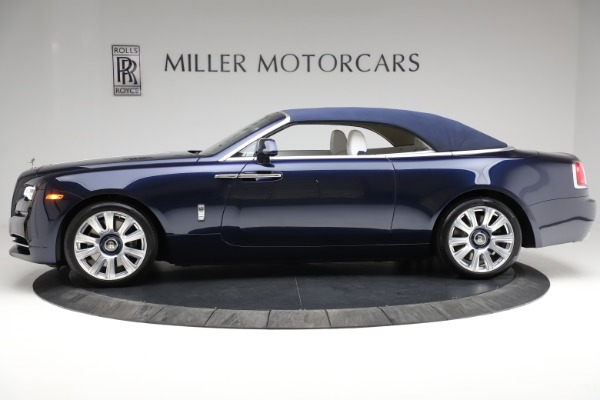 Used 2017 Rolls-Royce Dawn for sale Call for price at Aston Martin of Greenwich in Greenwich CT 06830 16