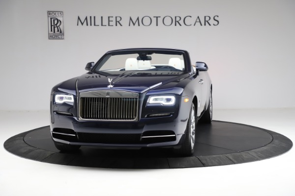 Used 2017 Rolls-Royce Dawn for sale Call for price at Aston Martin of Greenwich in Greenwich CT 06830 2
