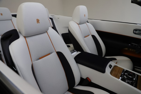 Used 2017 Rolls-Royce Dawn for sale Call for price at Aston Martin of Greenwich in Greenwich CT 06830 26