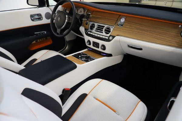 Used 2017 Rolls-Royce Dawn for sale Call for price at Aston Martin of Greenwich in Greenwich CT 06830 27
