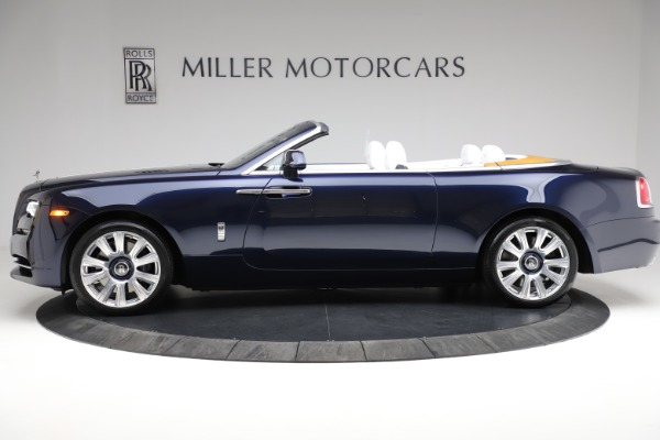Used 2017 Rolls-Royce Dawn for sale Call for price at Aston Martin of Greenwich in Greenwich CT 06830 4