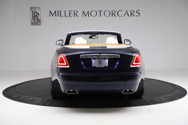 Used 2017 Rolls-Royce Dawn for sale Call for price at Aston Martin of Greenwich in Greenwich CT 06830 7