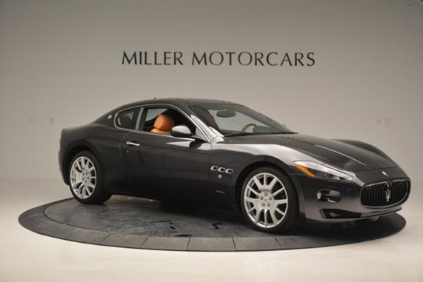 Used 2011 Maserati GranTurismo for sale Sold at Aston Martin of Greenwich in Greenwich CT 06830 10
