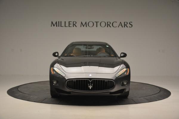 Used 2011 Maserati GranTurismo for sale Sold at Aston Martin of Greenwich in Greenwich CT 06830 12