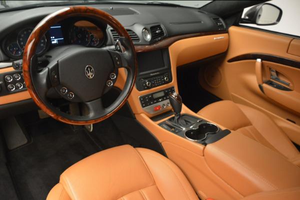 Used 2011 Maserati GranTurismo for sale Sold at Aston Martin of Greenwich in Greenwich CT 06830 13