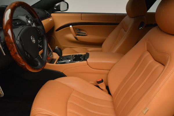 Used 2011 Maserati GranTurismo for sale Sold at Aston Martin of Greenwich in Greenwich CT 06830 14