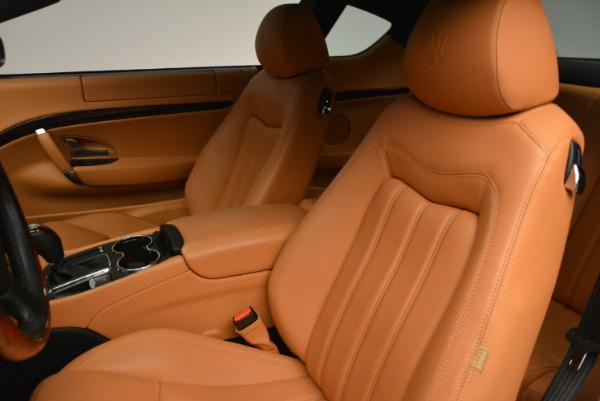 Used 2011 Maserati GranTurismo for sale Sold at Aston Martin of Greenwich in Greenwich CT 06830 15
