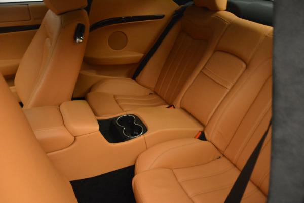 Used 2011 Maserati GranTurismo for sale Sold at Aston Martin of Greenwich in Greenwich CT 06830 17