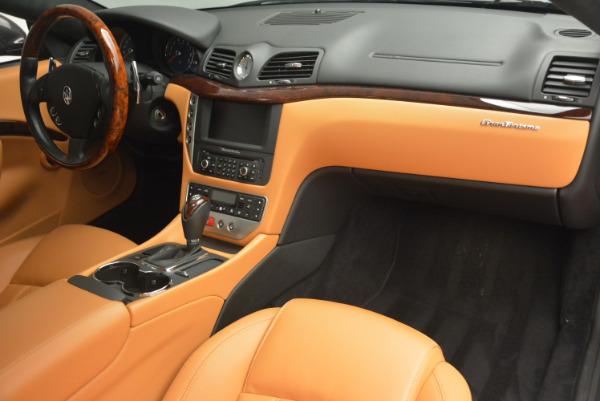 Used 2011 Maserati GranTurismo for sale Sold at Aston Martin of Greenwich in Greenwich CT 06830 18