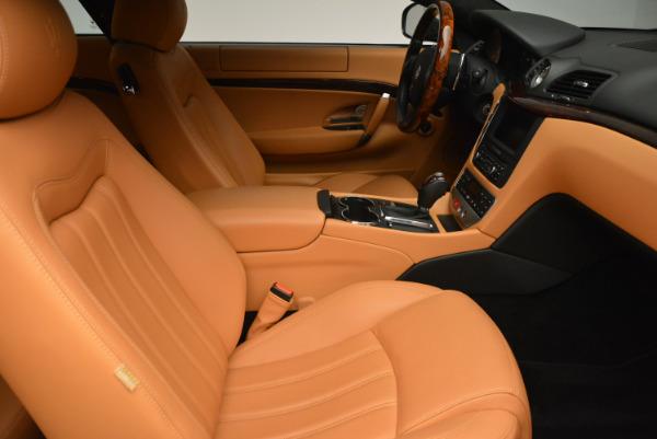 Used 2011 Maserati GranTurismo for sale Sold at Aston Martin of Greenwich in Greenwich CT 06830 19