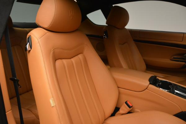 Used 2011 Maserati GranTurismo for sale Sold at Aston Martin of Greenwich in Greenwich CT 06830 20