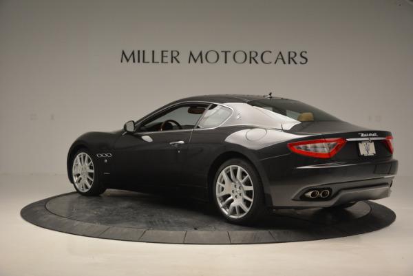 Used 2011 Maserati GranTurismo for sale Sold at Aston Martin of Greenwich in Greenwich CT 06830 4