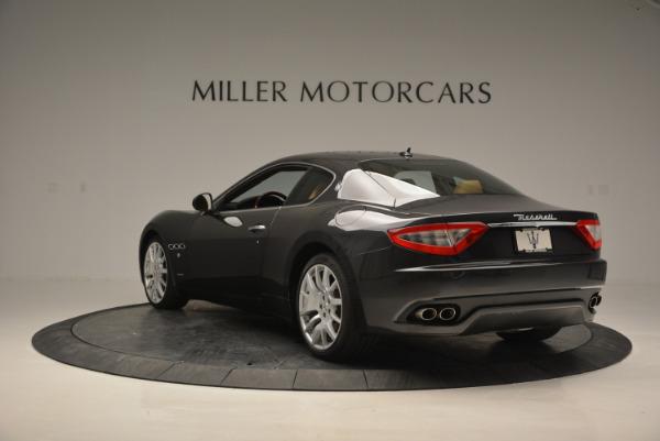 Used 2011 Maserati GranTurismo for sale Sold at Aston Martin of Greenwich in Greenwich CT 06830 5
