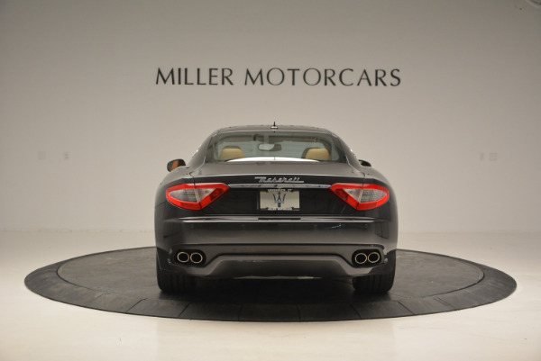 Used 2011 Maserati GranTurismo for sale Sold at Aston Martin of Greenwich in Greenwich CT 06830 6