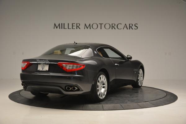 Used 2011 Maserati GranTurismo for sale Sold at Aston Martin of Greenwich in Greenwich CT 06830 7