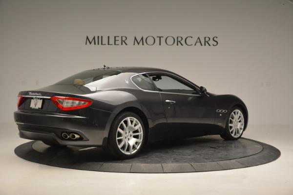 Used 2011 Maserati GranTurismo for sale Sold at Aston Martin of Greenwich in Greenwich CT 06830 8