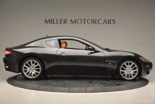 Used 2011 Maserati GranTurismo for sale Sold at Aston Martin of Greenwich in Greenwich CT 06830 9