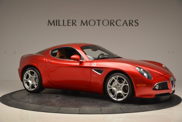 Used 2008 Alfa Romeo 8C for sale Sold at Aston Martin of Greenwich in Greenwich CT 06830 10