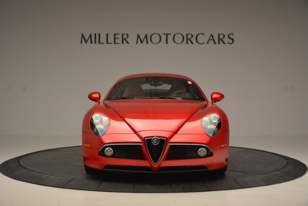 Used 2008 Alfa Romeo 8C for sale Sold at Aston Martin of Greenwich in Greenwich CT 06830 12