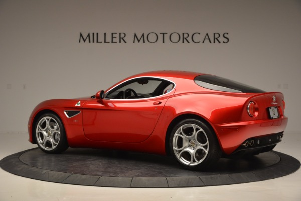 Used 2008 Alfa Romeo 8C for sale Sold at Aston Martin of Greenwich in Greenwich CT 06830 4
