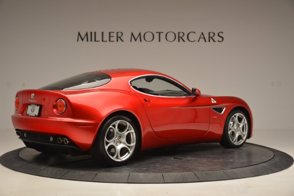 Used 2008 Alfa Romeo 8C for sale Sold at Aston Martin of Greenwich in Greenwich CT 06830 8