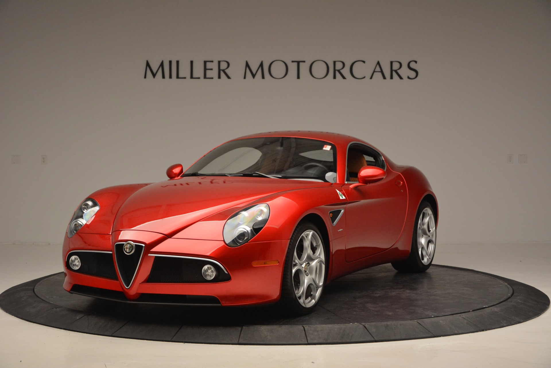 Used 2008 Alfa Romeo 8C for sale Sold at Aston Martin of Greenwich in Greenwich CT 06830 1