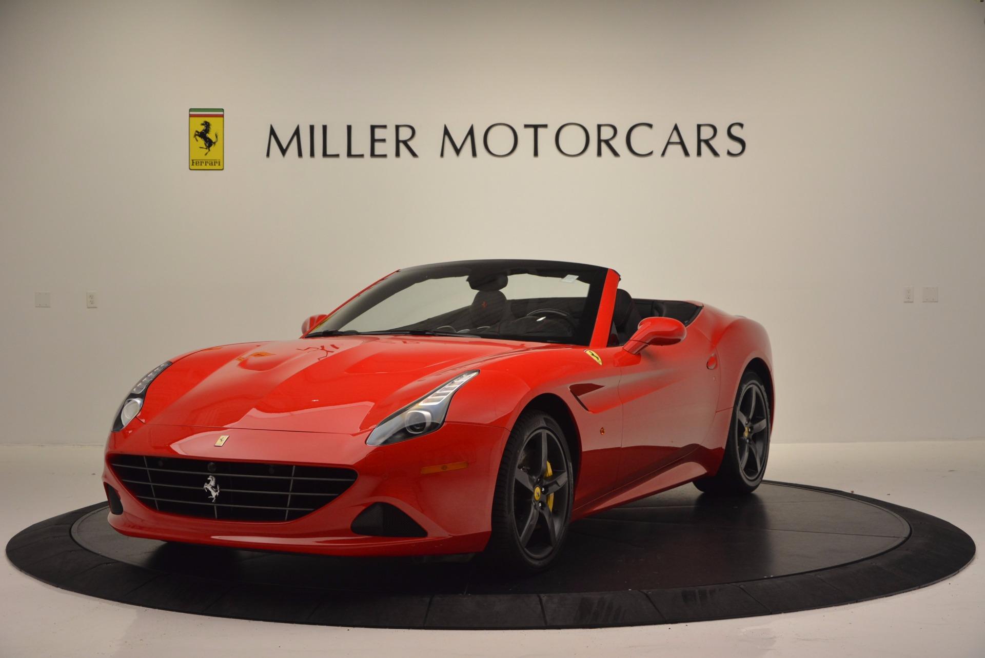 Used 2016 Ferrari California T for sale $149,900 at Aston Martin of Greenwich in Greenwich CT 06830 1