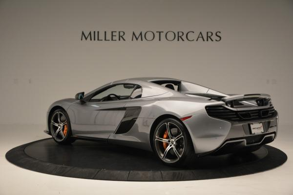 Used 2016 McLaren 650S SPIDER Convertible for sale Sold at Aston Martin of Greenwich in Greenwich CT 06830 17