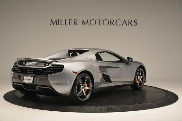 Used 2016 McLaren 650S SPIDER Convertible for sale Sold at Aston Martin of Greenwich in Greenwich CT 06830 19