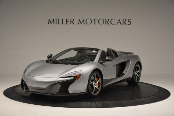 Used 2016 McLaren 650S SPIDER Convertible for sale Sold at Aston Martin of Greenwich in Greenwich CT 06830 2