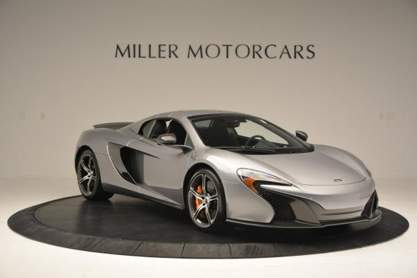 Used 2016 McLaren 650S SPIDER Convertible for sale Sold at Aston Martin of Greenwich in Greenwich CT 06830 20