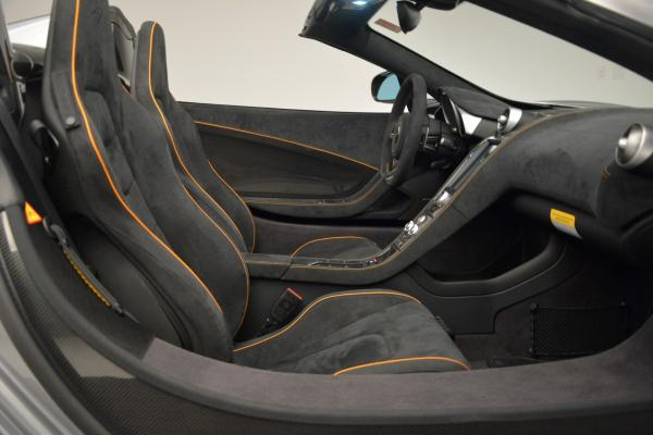 Used 2016 McLaren 650S SPIDER Convertible for sale Sold at Aston Martin of Greenwich in Greenwich CT 06830 27