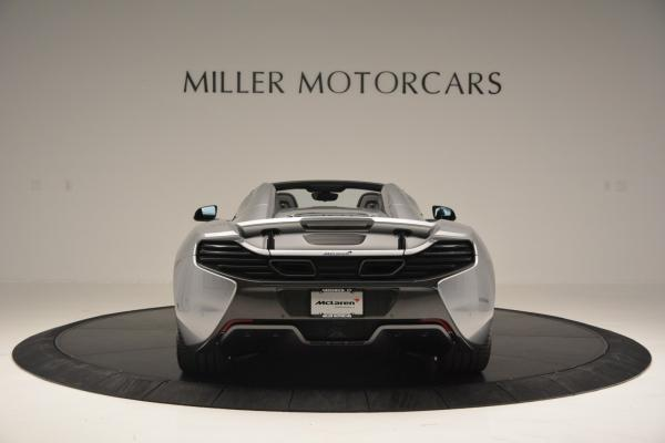 Used 2016 McLaren 650S SPIDER Convertible for sale Sold at Aston Martin of Greenwich in Greenwich CT 06830 6